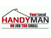 Reliable handyman/plumber/any DIY work-no job is small-Finsbury park/Holloway