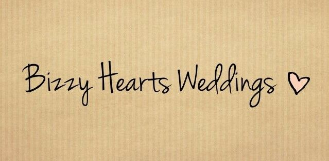 Bizzy Hearts Weddings