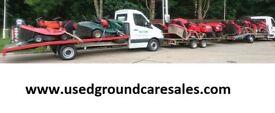 *** mower export *** ride on mower *** lots of stock *** look at our website *** kubota