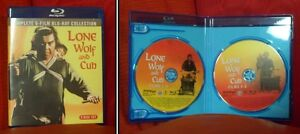 LONE WOLF AND CUB  - BLU-RAY COLLECTION