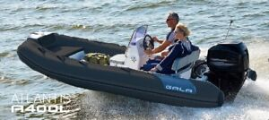 Display model over $1000 off  -  GALA 400 Boat Package
