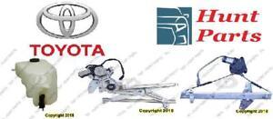 Toyota Highlander 2001 2002 2003 2004 2005 2006 2007 Window Regulator Wheel Bearing Hub