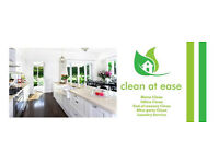 Clean At Ease - Cleaning Business from Commercial to Domestic (Based in Runcorn & cover North-West)