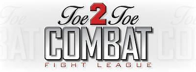 Toe2Toe COMBAT Fight League 1