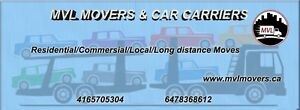 International movers and car carriers