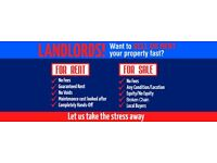 SELL YOUR PROPERTY FAST. NO FEES