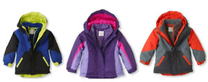 Looking for kids 3 in 1 jackets