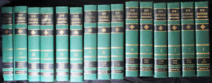 New Catholic Encyclopedia (NCE), 15 Volumes, Published in 1967