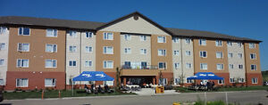 Affordable Apartments for Seniors (55+) in Peace River!