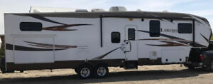 "2013 - 37'8"" Keystone Laredo 5th Wheel Camper"