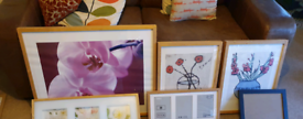 Oak Effect Picture/Photo Frames - from £3 each, see description