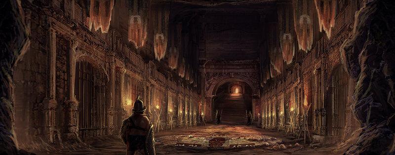 Final Dungeon Games