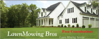 LawnMowing Bros! A Residential Lawn-mowing Service
