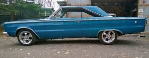 PRO STREET PLYMOUTH BELVEDERE 1967