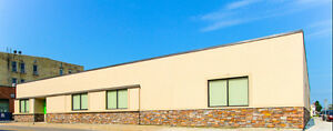 St. Thomas . New offices / old rates. 250-2500 sf!