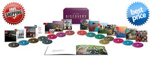 Pink FLOYD THE DISCOVERY STUDIO ALBUM + BOOKLET BOX SET 16 cd boxset