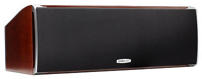 Polk Audio CSIA4 Cherry Home Theater Center Channel Speaker CSI A4 - Brand New