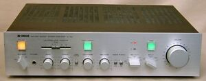 Yamaha A-760 Amplifier