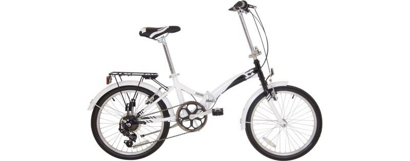 Go outdoors Northern Compass folding bicycle