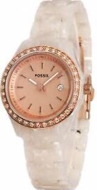 Fossil Ladies Watch New in Gift Tin