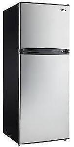 SELECTION OF DANBY AND WHIRLPOOL APARTMENT/CONDO/BASEMENT SIZED FRIDGE!
