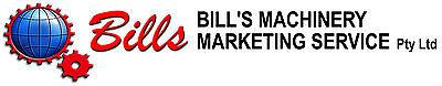 bills used machinery