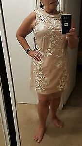 Mother of Bride or Groom New Dress w Tags  Generous 14