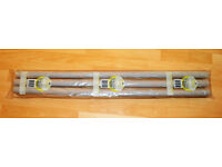 3 Hot/Cold Water Pipe Insulation Wraps; 1meter length: 22mm; NEW