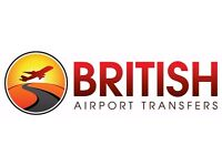 PCO Drivers Wanted For Airport Transfers