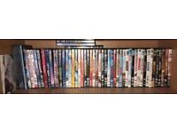 35+ mixed DVDs