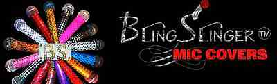 MIC SKINS by BLINGSLINGER