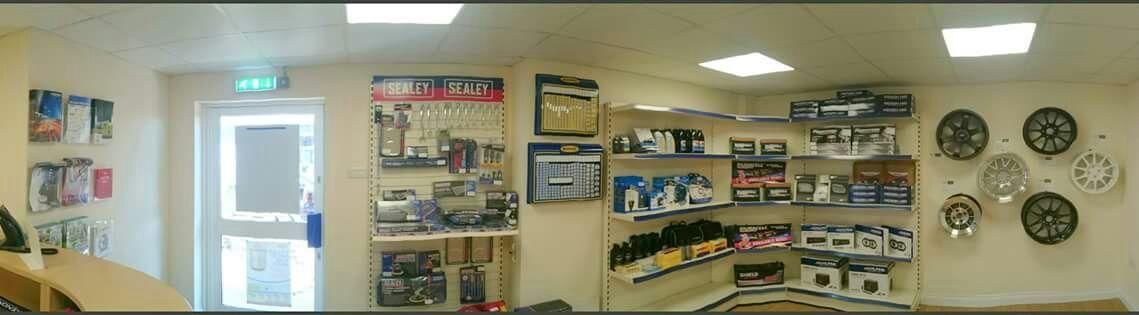 Sowton Shop