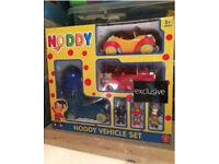 Original Noddy Car Set