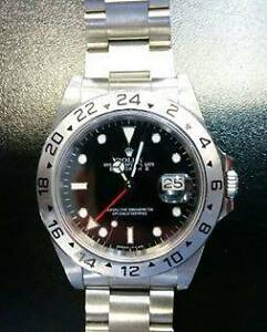 Rolex Explorer II , Gents Watch, box and Papers Laidley Lockyer Valley Preview