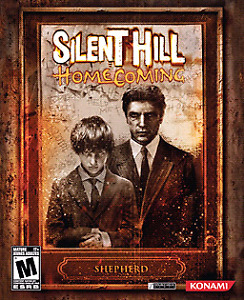 PS3 .Looking for silent hill home coming with manual good shape