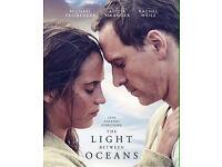 The Light Between Oceans (2016) HD DVD