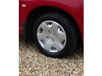 Berlingo/partner wheels