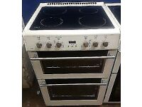 STOVES CHROME DESIGN 60cm ELECTRIC COOKER , EXCELLENT CONDITION ,4 MONTHS WARRANTY