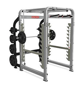 Gym Equipment Star Trac Max Rack Power Cage