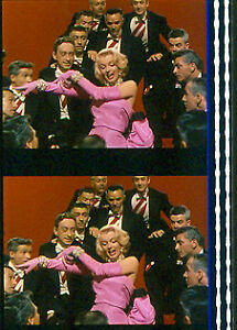 "FS: 1953 Marilyn Monroe ""Gentlemen Prefer Blondes"" 35mm Film Cel London Ontario image 3"