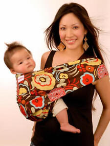 Peanut shell classic sling carrier-size small**SOLD ppu