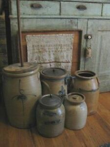 Old Crocks Pottery Glass Bottles CASH PAID $ Kingston Kingston Area image 1