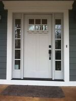 Door Installation and Door Repair