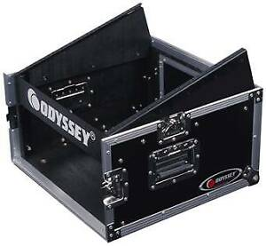 NEW IN BOX Odyssey FZ1004 Case - 10 Space Top / 4 Space Vertical