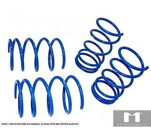 Lowering Springs For 2002-2006 Nissan Altima 4Cyl / V6 L31