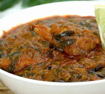 Tasty indian food