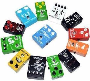 Effects, Mini amps, Guitar hangers, Music stands, Guitar stands, Mic Stands, Acoustic Guitar, Electric guitar, Bass