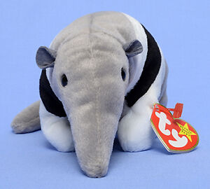 Ants the Anteater Ty Beanie Baby stuffed animal