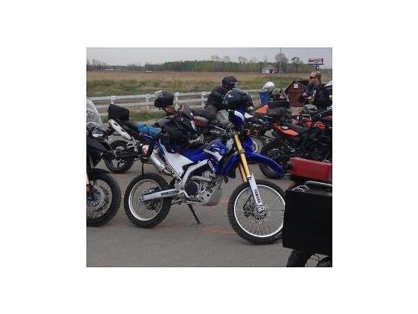 2012 Yamaha WR