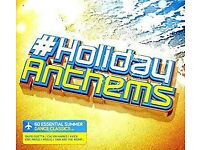 # HOLIDAY ANTHEMS: